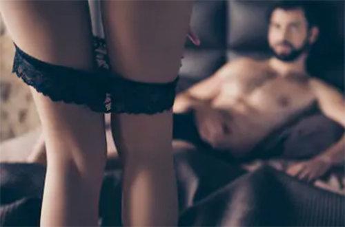 セックスがしたい行動